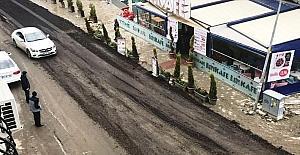 Süleymanpaşa'da yol yapım ve onarım çalışmaları