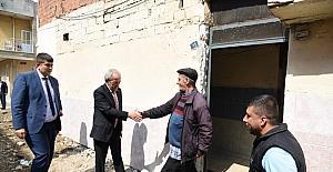 Turgutlu'nun projeleri yerinde değerlendirildi