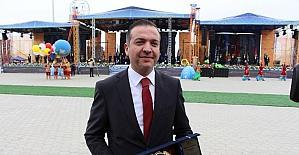Uluslararası Türksoy basın ödülü Kırşehirli Zorlu'ya
