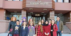 Vezirköprülü öğrenciler Avrupa'ya açıldı