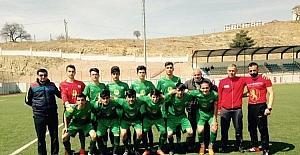 Viranşehirspor U-15 grubu namağlup lider tamamladı