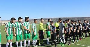 Yavuzelispor :2- Gaziantep Coşkunspor:2