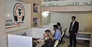 Yozgat Belediyesi çağrı merkezi kurdu