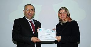 YYÜ'de 'Uygulamalı Girişimcilik Eğitimi' sertifika töreni