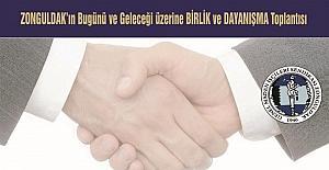 Zonguldak'ın bugünü ve geleceği konuşulacak
