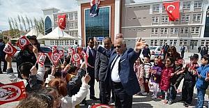 23 Nisan Ulusal Egemenlik ve Çocuk Bayramı Kırşehir'de coşku ile kutlandı