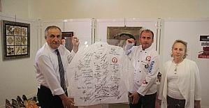 3. İzzet Baysal Uluslararası Mutfak Günleri'nde anlamlı final