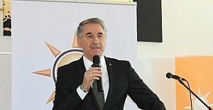 AK Parti Elazığ teşkilatında, referandum değerlendirme toplantısı yapıldı