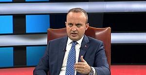AK Parti Grup Başkanvekili Bülent...