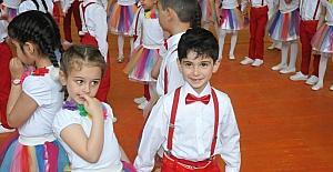 Akçakoca'da 23 Nisan Bayramı coşkuyla kutlandı