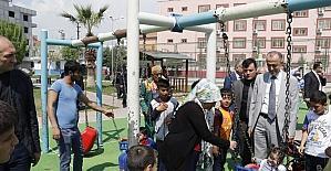 Akdeniz Belediyesi, Şevket Sümer Mahallesi'ne anaokulu yapacak
