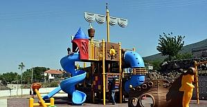 Aliağa Karakuzu Mahallesi'ne modern park