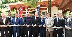 """Altepe: """"Kültürpark Camii Bursa'ya daha da değer kattı"""""""