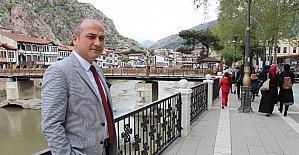Amasya'nın 2023 hedefi 'bir milyon turist'