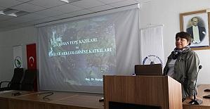 Aykurt, Liman tepe kazılarıyla ilgili önemli tespitlerde bulunuldu