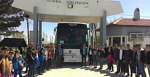 Balyalı gençler Eskişehir gezisine katıldı