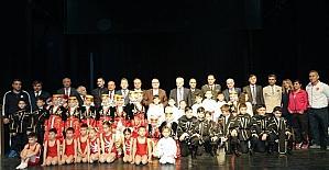 Bartın'da 23 Nisan Ulusal Egemenlik ve Çocuk Bayramı kutlandı