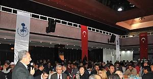 Başkan Akkaya'dan, belediye personeline herse ikramı