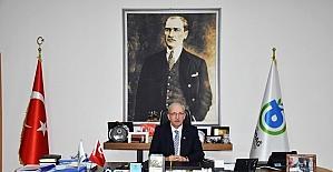 Başkan Albayrak'tan Miraç Kandili mesajı
