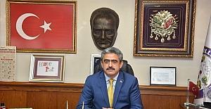 Başkan Alıcık, 1 Mayıs'ı kutladı