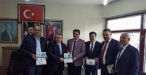 Başkan Yalçın'dan Osmangazi'yi anma şenliklerine davet