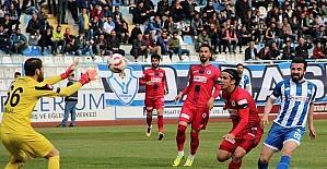 B.B. Erzurumspor: 0 Fethiyespor: 0
