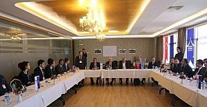 Bingöl'de 5 milyon euroluk projenin toplantısı gerçekleştirildi