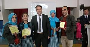 Bingöl'de Siyer-i Nebi bilgi yarışması yapıldı