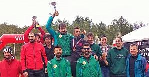 Bisiklet Topluluğu ODTÜ'den kupayla döndü