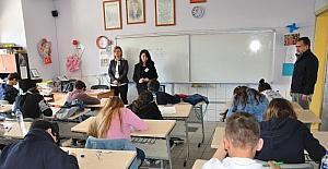 Bozüyük'te TEOG sınavları sorunsuz tamamlandı
