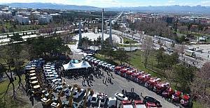 Büyükşehir'den yeni bir yatırım daha: 9. araç filosu