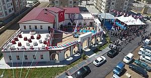 Büyükşehir'in Eğitim Yatırımı Ahmet Hamdi Tanpınar bilgi evi açıldı