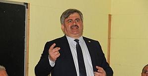 Çaturoğlu, Turizm Fakültesine yer gösterdi
