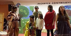Çocuklara orman sevgisi aşılandı