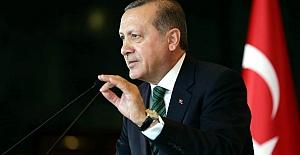 Cumhurbaşkanı: Kuzey Suriye'de bir devlet kurulmasına müsaade etmeyiz