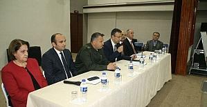 Devrek'te birlik meclis toplantısı
