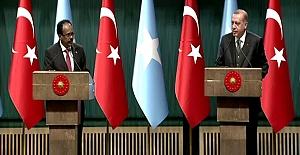 Doğu Afrika'ya Türkiye el uzattı