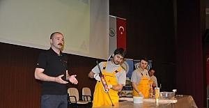 Düzce Üniversitesi'nde yapı günü etkinliği düzenlendi