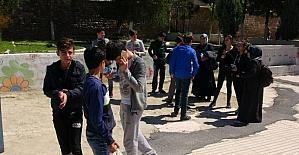 Edirne'de 3 bin 961 öğrenci TEOG'da ter döktü