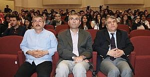 ERÜ'de 'Türkiye'nin Kalkınma Yardımları Kapsamında Dış Politikası' ele alındı