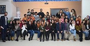 ESOGÜ Fen Edebiyat Fakültesi Öğrenci Temsilciliğinden anlamlı ziyaret ve yardım