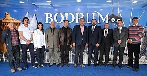 Eşsiz Bodrum Tanıtım Tırı Karadeniz'de son durağında