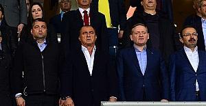 Fatih Terim, Medipol Başakşehir - Fenerbahçe maçında