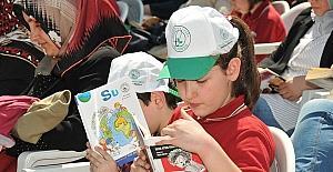 Gaziosmanpaşa'da geleneksel kitap okuma şenliği