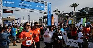 Global Run Bodrum'un 4'ünsü gerçekleşti