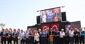 Hayırsever Turhan'dan Karacalar'a Spor Salonu