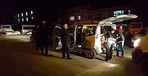 Huzur Türkiye-5 Uygulamasında Düzce'de aranan 3 kişi yakalandı