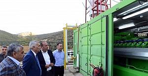 """Isparta'ya """"Çöpten Elektrik Enerjisi Üretim Tesisi"""""""