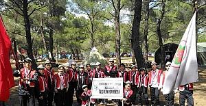 İzmitli izciler Çanakkale'de