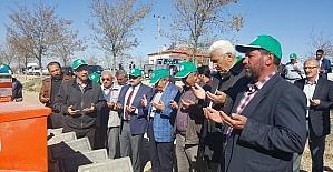 Kayseri Şeker, pancar ekim törenlerine Develi'de devam etti